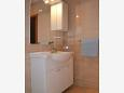Bathroom - Apartment A-6792-c - Apartments Veliko Brdo (Makarska) - 6792