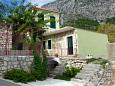 Property Igrane (Makarska) - Accommodation 6796 - Apartments with pebble beach.