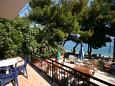 Terrace 1 - Apartment A-6800-b - Apartments Podaca (Makarska) - 6800
