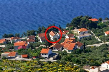 Property Podaca (Makarska) - Accommodation 6800 - Apartments near sea with pebble beach.