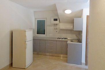 Brist, Kitchen u smještaju tipa apartment, WIFI.