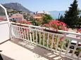 Balcony 1 - Apartment A-6813-a - Apartments Brist (Makarska) - 6813
