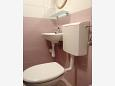 Bathroom 2 - Apartment A-6813-a - Apartments Brist (Makarska) - 6813