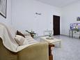 Gornji Tučepi - Podpeć, Living room u smještaju tipa house, dostupna klima, dopusteni kucni ljubimci i WIFI.