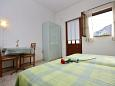 Bedroom 3 - House K-6815 - Vacation Rentals Gornji Tučepi - Podpeć (Makarska) - 6815