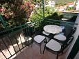 Balcony - Apartment A-6823-c - Apartments Zaostrog (Makarska) - 6823
