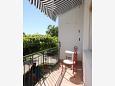 Balcony - Apartment A-6823-d - Apartments Zaostrog (Makarska) - 6823