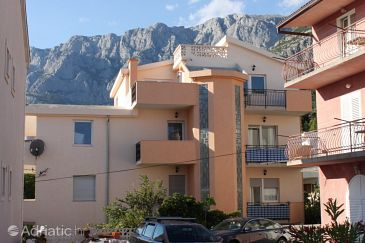 Property Makarska (Makarska) - Accommodation 6834 - Apartments and Rooms with pebble beach.