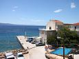 Balcony 1 - view - House K-6835 - Vacation Rentals Drašnice (Makarska) - 6835