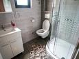 Bathroom - Apartment A-6849-c - Apartments Promajna (Makarska) - 6849