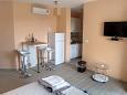 Dining room - Apartment A-6849-d - Apartments Promajna (Makarska) - 6849