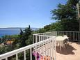 Terrace - Apartment A-6855-a - Apartments and Rooms Baška Voda (Makarska) - 6855