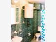 Rastići, Bathroom u smještaju tipa apartment, dopusteni kucni ljubimci i WIFI.
