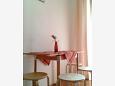 Dining room - Studio flat AS-6881-d - Apartments Gradac (Makarska) - 6881