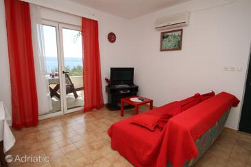 Apartment A-6897-a - Apartments Pisak (Omiš) - 6897