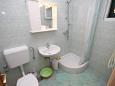 Bathroom - Studio flat AS-6907-b - Apartments Brela (Makarska) - 6907
