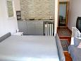 Bedroom - Studio flat AS-6909-a - Apartments and Rooms Makarska (Makarska) - 6909