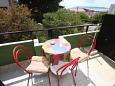 Balcony - Room S-6909-a - Apartments and Rooms Makarska (Makarska) - 6909