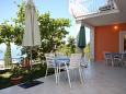 Terrace - Apartment A-6911-b - Apartments Podgora (Makarska) - 6911
