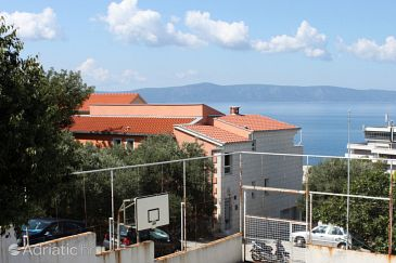 Property Podgora (Makarska) - Accommodation 6911 - Apartments with pebble beach.