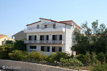 Property Ražanac (Zadar) - Accommodation 6919 - Apartments with pebble beach.