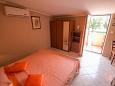 Bedroom - Studio flat AS-6926-c - Apartments Fiorini (Novigrad) - 6926