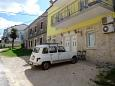 Parking lot Funtana (Poreč) - Accommodation 6927 - Apartments near sea with pebble beach.