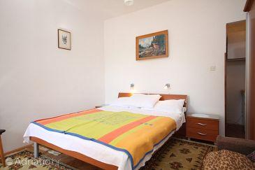 Novigrad, Bedroom u smještaju tipa room, dopusteni kucni ljubimci i WIFI.