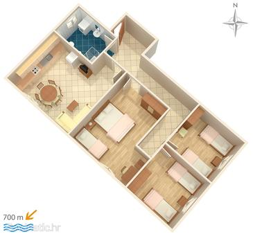 Apartment A-6932-a - Apartments Umag (Umag) - 6932