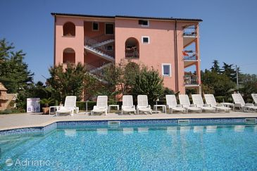 Property Novigrad (Novigrad) - Accommodation 6951 - Apartments and Rooms with pebble beach.