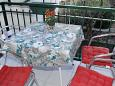 Shared balcony - Room S-6973-a - Rooms Split (Split) - 6973