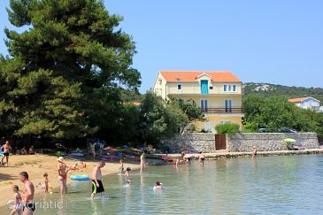 Property Kraj (Pašman) - Accommodation 699 - Apartments near sea with sandy beach.