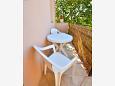Balcony - Apartment A-6990-c - Apartments Valbandon (Fažana) - 6990