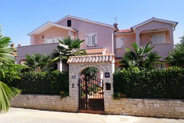 Property Poreč (Poreč) - Accommodation 7014 - Apartments in Croatia.
