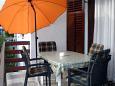 Poreč, Terrace u smještaju tipa apartment, WIFI.