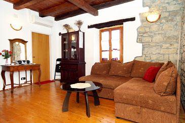 Apartament A-7038-a - Apartamenty Grožnjan (Središnja Istra) - 7038