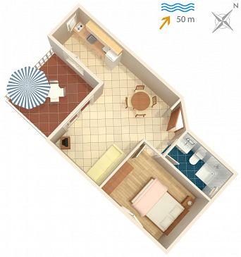 Apartament A-705-d - Apartamenty Postira (Brač) - 705