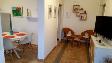 Postira, Dining room u smještaju tipa apartment, WIFI.
