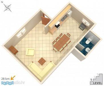 Apartment A-7069-a - Apartments Motovun - Bataji (Središnja Istra) - 7069