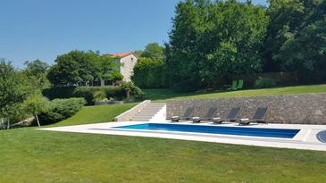 Property Rim (Središnja Istra) - Accommodation 7070 - Vacation Rentals with pebble beach.