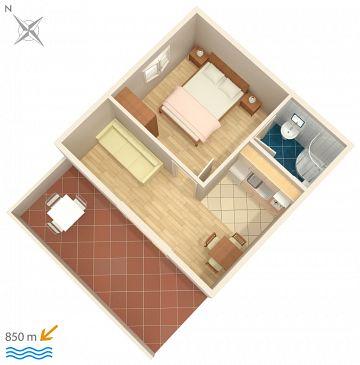 Apartament A-7098-b - Apartamenty Rovinj (Rovinj) - 7098