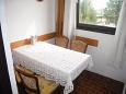 Dining room - Studio flat AS-7100-a - Apartments Mareda (Novigrad) - 7100