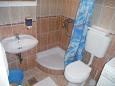 Bathroom - Studio flat AS-7100-a - Apartments Mareda (Novigrad) - 7100
