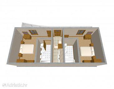 Apartment A-712-a - Apartments Povlja (Brač) - 712