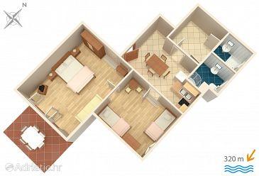 Apartment A-7144-b - Apartments Rovinj (Rovinj) - 7144