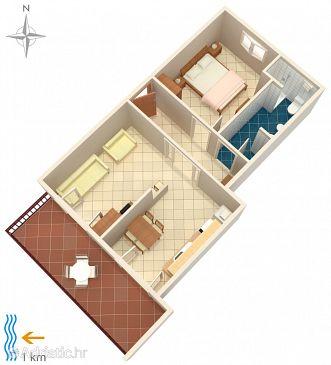 Apartment A-7152-b - Apartments Rovinj (Rovinj) - 7152