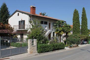 Obiekt Poreč (Poreč) - Zakwaterowanie 7157 - Apartamenty w Chorwacji.
