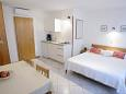 Bedroom - Studio flat AS-7174-d - Apartments Rovinj (Rovinj) - 7174