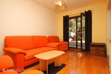 Medulin, Living room 1 u smještaju tipa apartment, dostupna klima, dopusteni kucni ljubimci i WIFI.