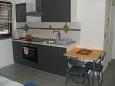 Kuchyně - Apartmán A-7234-c - Ubytování Fažana (Fažana) - 7234